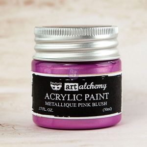 Art Alchemy-Acrylic Paint-Metallique Light Lilac 1.7oz