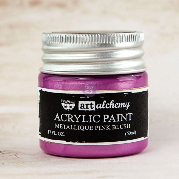 Art Alchemy-Acrylic Paint-Metallique Light Lilac 1.7oz