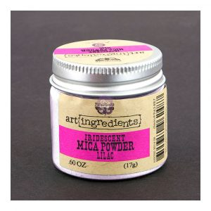 Art Ingredients-Iridescent Mica Powder: Lilac Opal Magic 17g