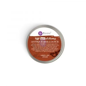 Art Alchemy-Antique Brilliance-Red Amber