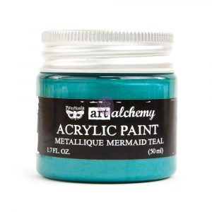 Art Alchemy - Metallique - Mermaid Teal