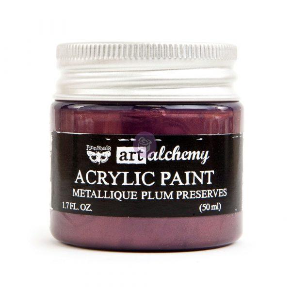 Art Alchemy - Metallique - Plum Preserves