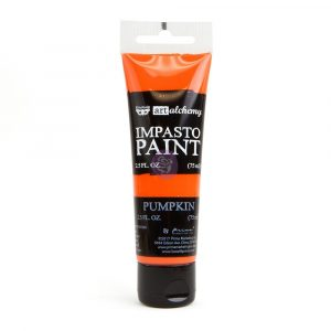 Art Alchemy - Impasto Paint - Pumpkin
