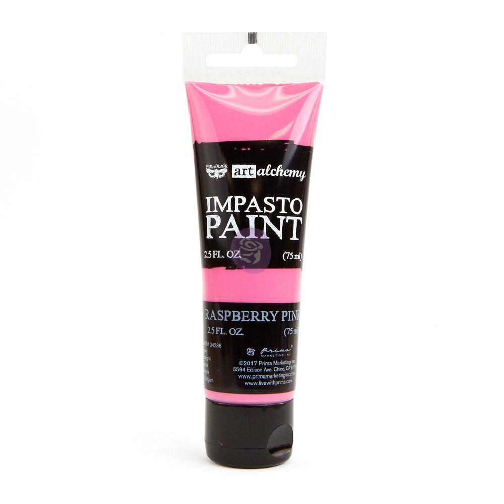 Art Alchemy - Impasto Paint - Rasberry Pink