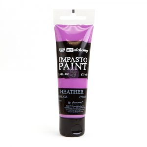 Art Alchemy - Impasto Paint - Heather