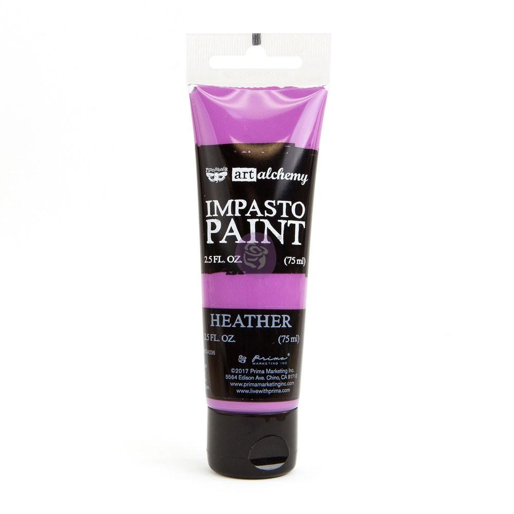 Art Alchemy - Impasto Paint - Heather