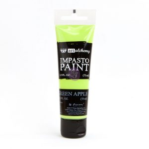 Art Alchemy - Impasto Paint - Green Apple