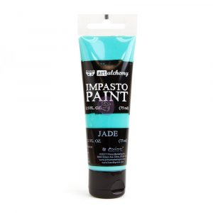 Art Alchemy - Impasto Paint - Jade