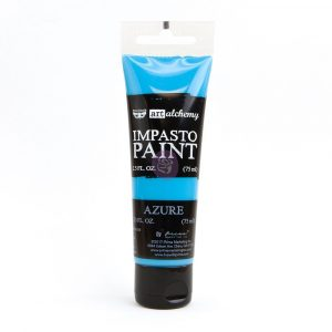 Art Alchemy - Impasto Paint - Azure
