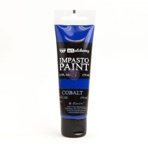 Art Alchemy - Impasto Paint - Cobalt