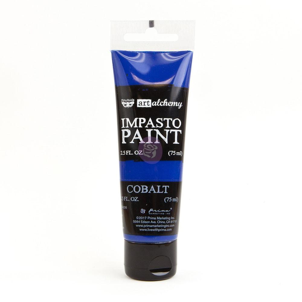 Art Alchemy - Impasto Paint - Cobalt