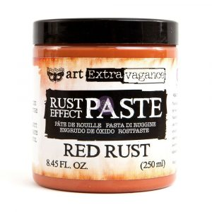 Art Extravagance - Rust Paste - Red