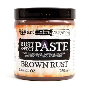 Art Extravagance - Rust Paste - Brown