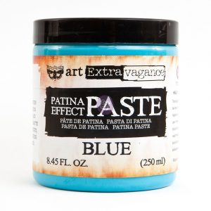 Art Extravagance - Patina Paste - Blue