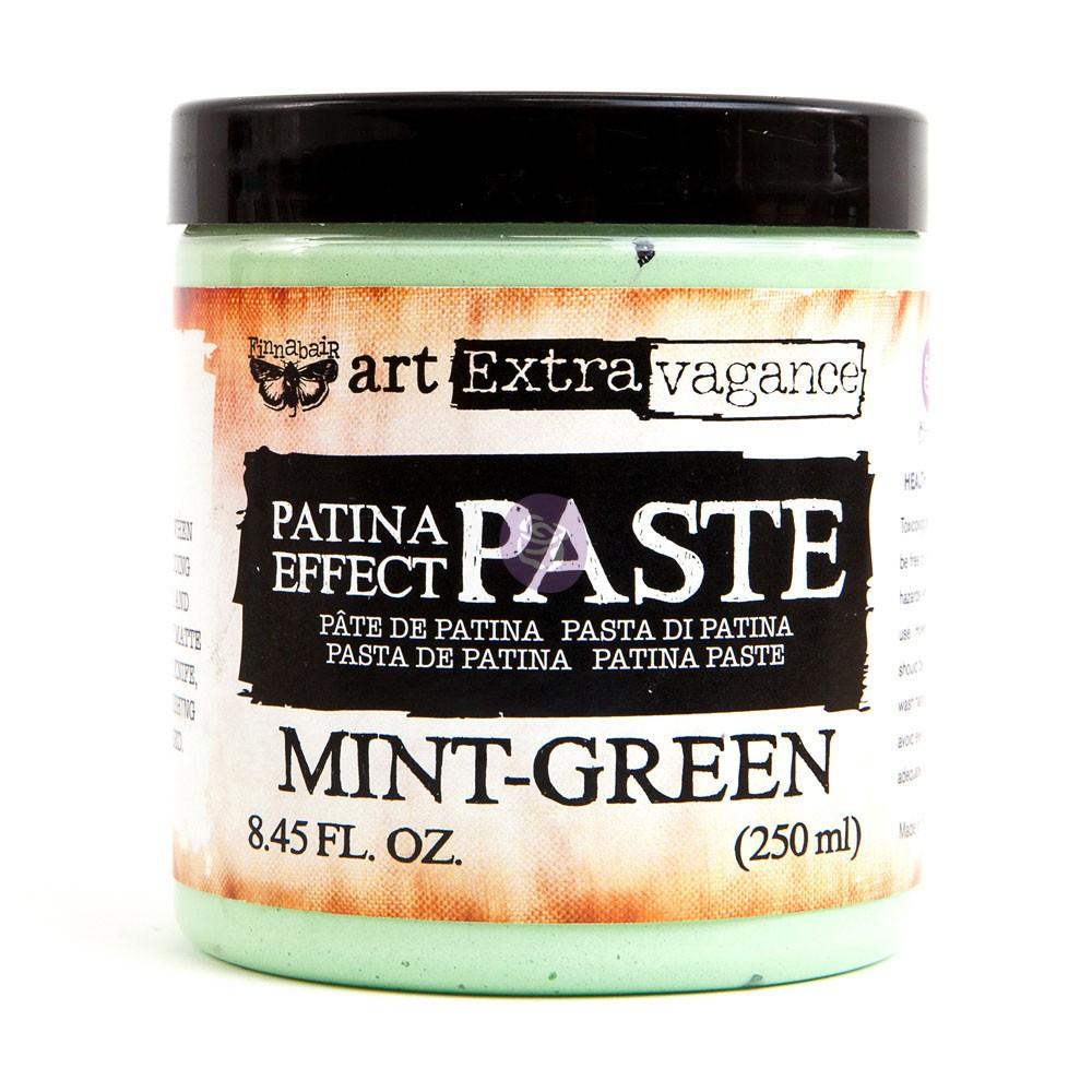Art Extravagance - Patina Paste - Mint Green