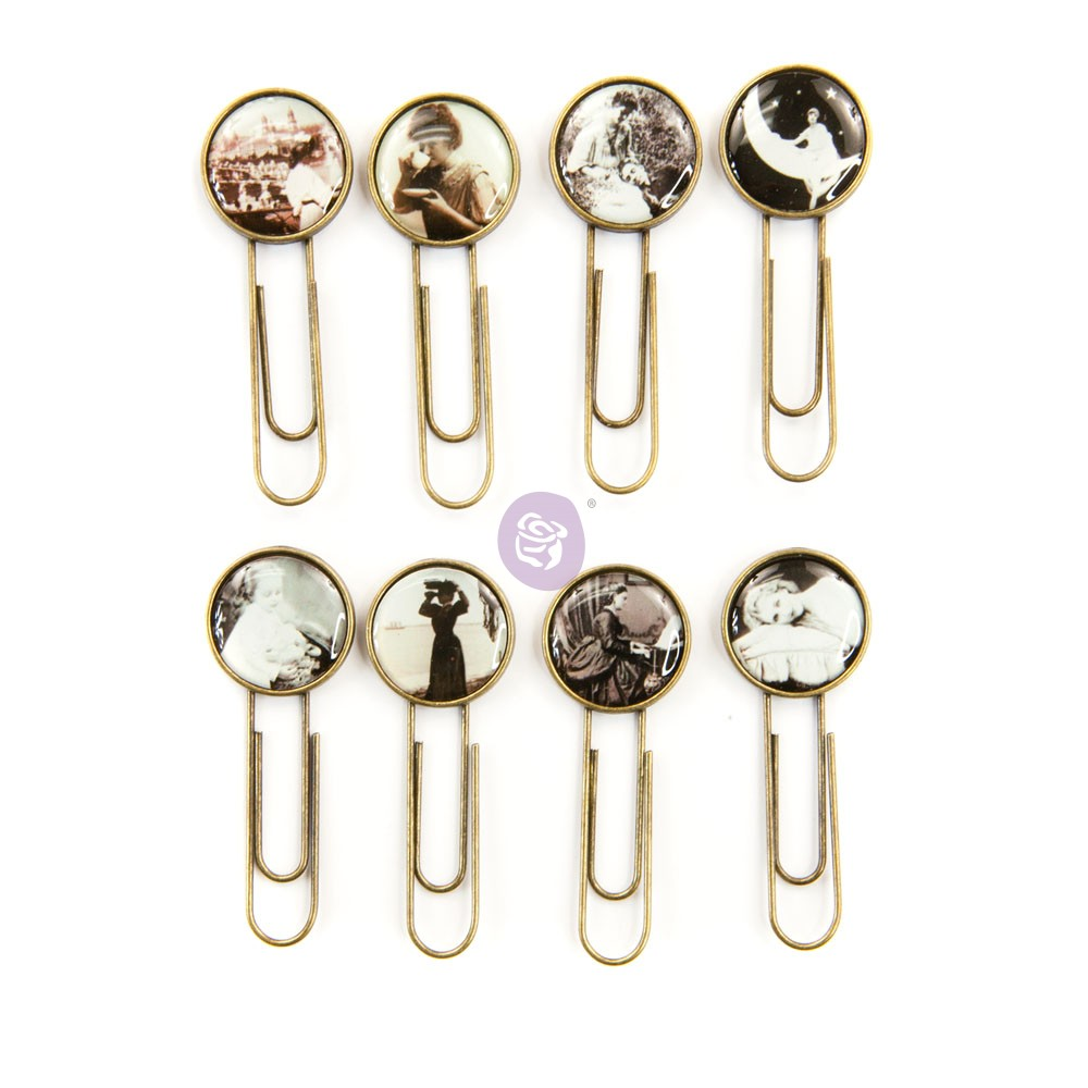 Art Daily Planner Epoxy Paper Clips