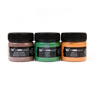 Art Extravagance - Rust Paste - Metal Rust set of 3