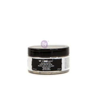 Art Extravagance Icing Paste-White Gold