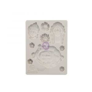 "3.5""x4.5"" Mould Art Nouveau"
