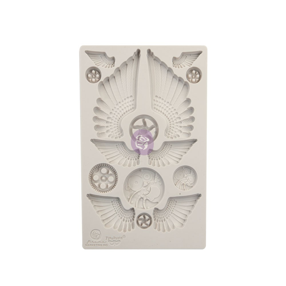 """5""""x8"""" Mould Cogs and Wings"""