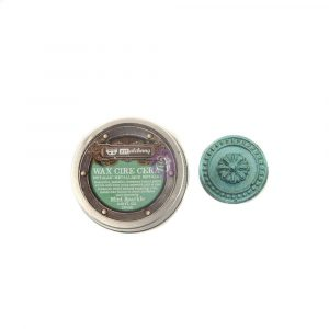 Finnabair Metallique Wax - Mint Sparkle
