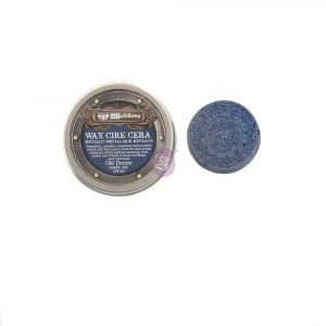 Finnabair Metallique Wax - Old Denim