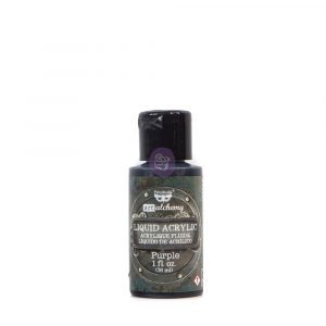 Art Alchemy-Liquid Acrylic Purple