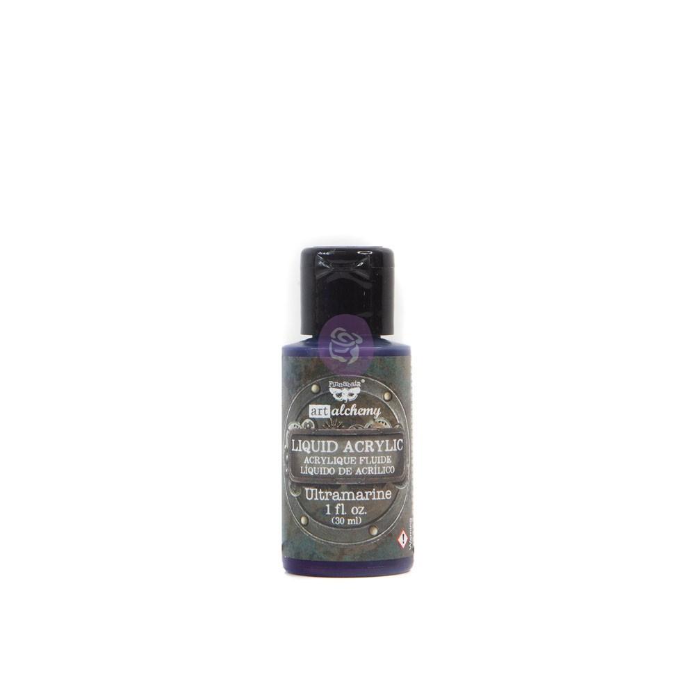 Art Alchemy-Liquid Acrylic Ultramarine