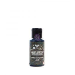 Art Alchemy-Liquid Acrylic Deep Turquoise