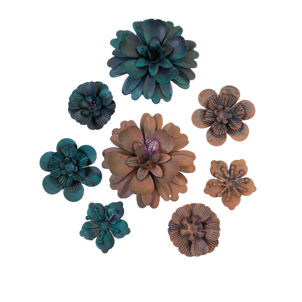 Mechanicals - Desert Flowers  - 8 pcs