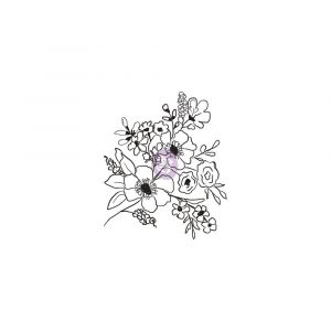 Christine Adolf Cling Stamp: 4