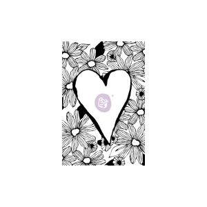 Christine Adolf Cling Stamp: 11
