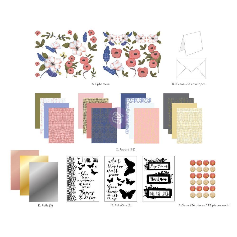 Christine Adolf Foil Card Kit