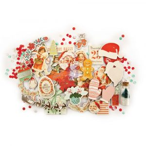 Chipboard and More - Sweet Peppermint
