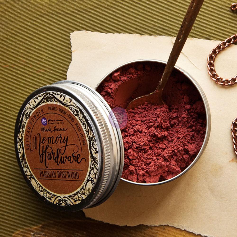 Memory Hardware Artisan Powder - Parisian Rosewood