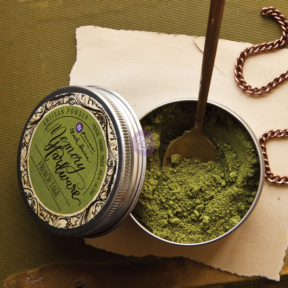 Memory Hardware Artisan Powder - French Sage