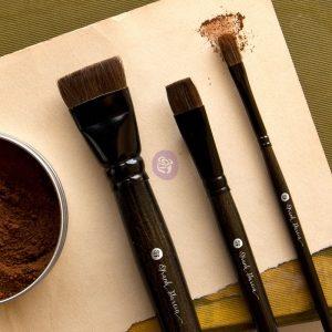 Memory Hardware Artisan Powder Brushes