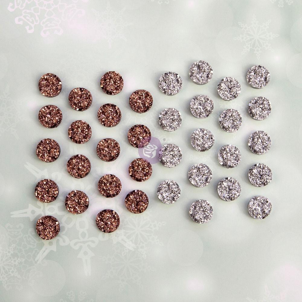 TBD   Sweet Peppermint Druzy S