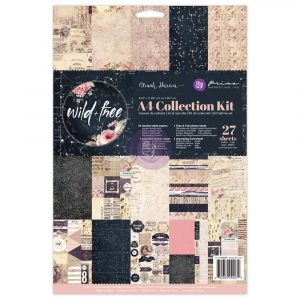 A4 Collection Kit - Wild & Free