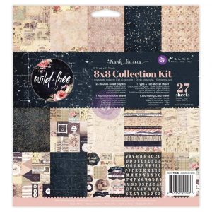 8x8 Collection Kit - Wild & Free