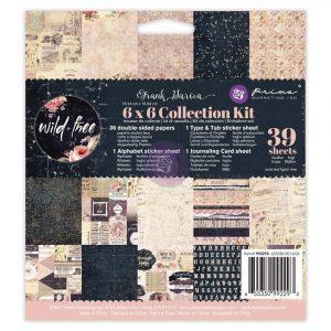6x6 Collection Kit - Wild & Free