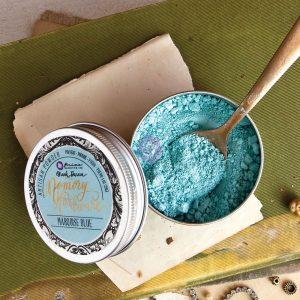 Memory Hardware Artisan Powder - Marquise Blue 1oz (28g)