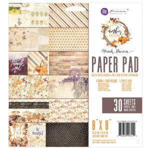 Amber Moon - 8X8 Paper Pad