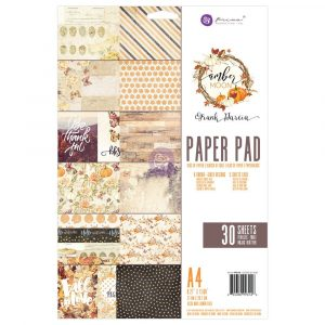 Amber Moon - A4 Paper Pad