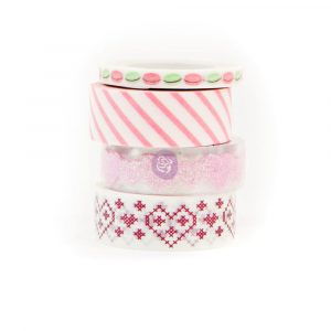 Santa Baby Decorating Tape
