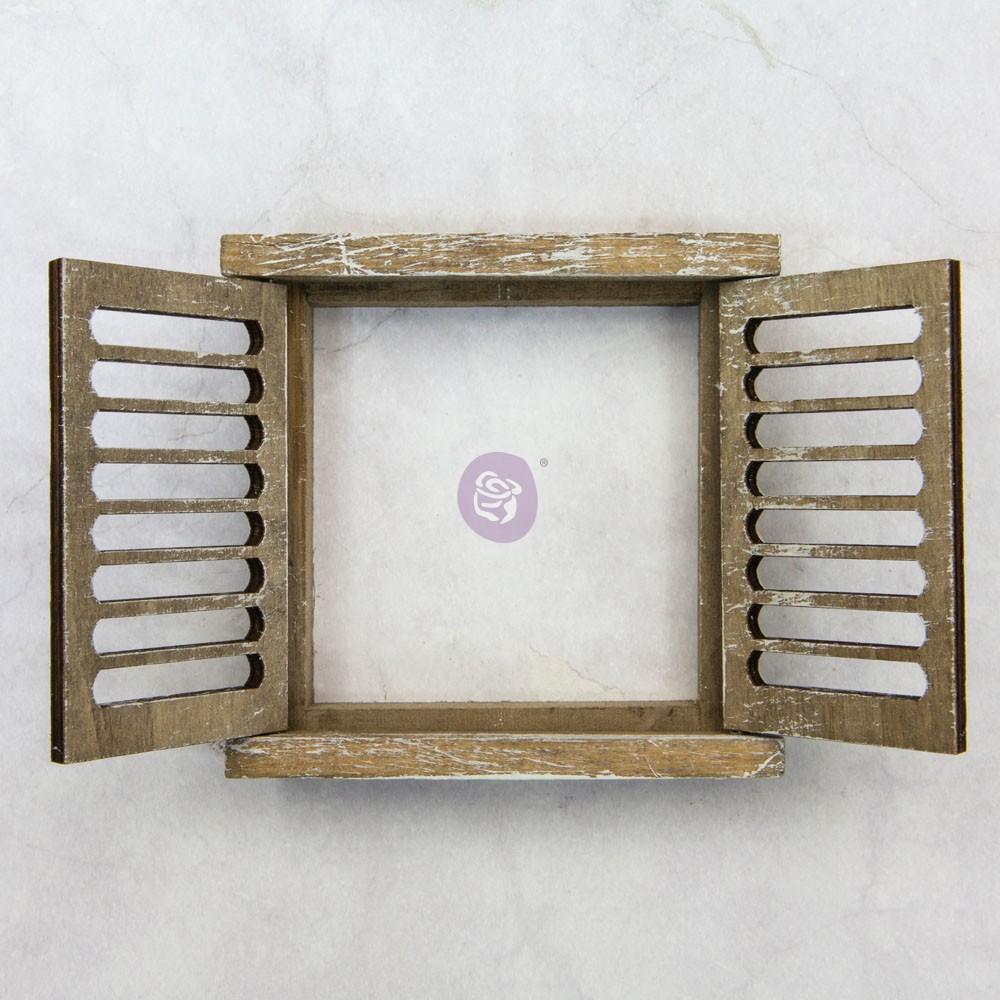 Memory Hardware - Wood Shutters