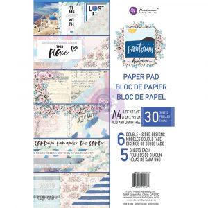 Santorini - A4 Paper Pad