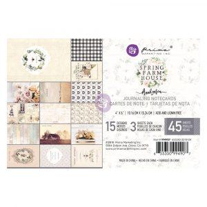 Spring Farmhouse 4x6 Paper Pad