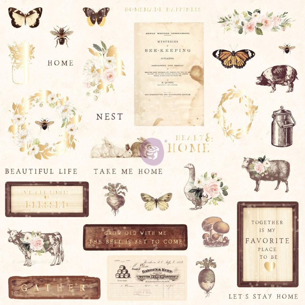 Spring Farmhouse Ephemera 1