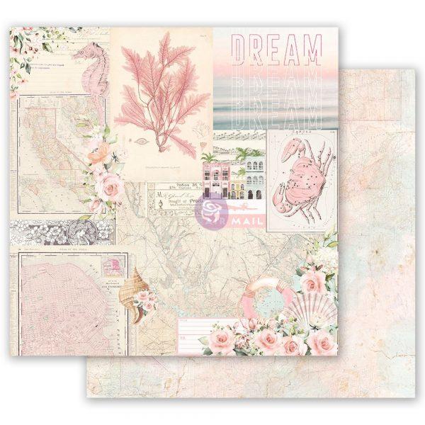 Golden Coast 12x12 Sheet - California Dreaming